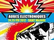 billetterie pour organisateur Weezevent présente nouveau festival électro Aubes Electroniques