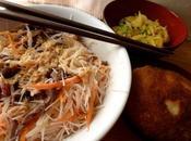 bun, salade boeuf vietnamienne