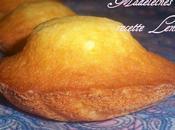 Madeleines, recette Lenôtre