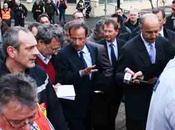 François Hollande Pétroplus l'Etat