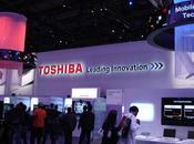 Toshiba dévoile partie annonces…