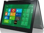 Lenovo présente IdeaPad YOGA