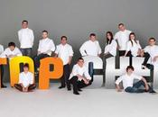 chef 2012, candidats cuisine