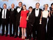 Golden Globes 2012 palmarès Télévision complet