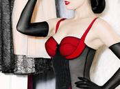 Visuel complet collection lingerie Follies Dita Teese Collection Saint-Valentin.