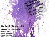 Biennale l'Aquarelle Toulouse 2012