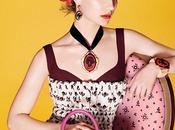 Wasikowska nouveau visage collection printemps/été 2012