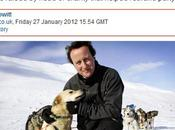 n'est plus satisfait David Cameron