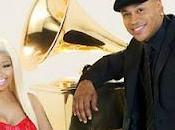 Nicki Minaj Cool mettent scène pour Grammys