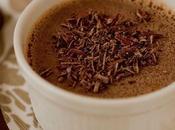 Petites crèmes chocolat-praliné