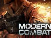 Modern Combat passe $6.99 Free pour utilisateurs Galaxy l'Appstore Samsung