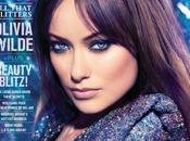 Craquage pour couverture Olivia Wilde Angeleno Magazine février 2012