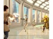 Star Wars Kinect fait parler lui.