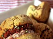 whoopie sandwich rillettes canard crème tomates séchées…