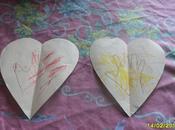 Carte petit coeur