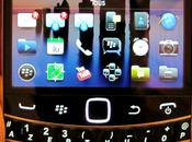 semaine avec Blackberry Bold 9900