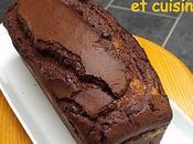 Cake Cocolat coeur noix coco