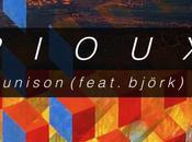 Rioux feat. Björk: Unison ans, l'Américain...