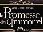 Promesse Immortels vampires Manhattan Tome