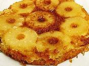 Gateau renversé l'ananas caramel beurre salé -spéculoos