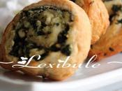 Bouchées épinards fromage feta