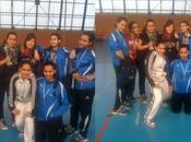 Championnat basket UGSEL 2011/2012 minimes filles