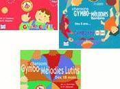 Gymbo-Mélodies chansons-comptines pour enfants