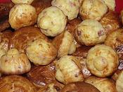 Bouchées façon tarte flambée (recette Tupperware)