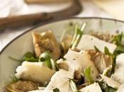 Salade d'artichauts Tomme Savoie: Concours cuisine