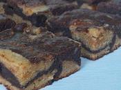 Brownie marbré beurre cacahuète Titenoon