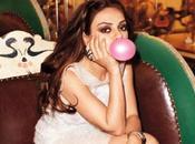 Mila Kunis couverture magazine Harper's Bazaar