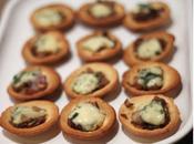 recette Echalotes Mini Tartelettes Roquefort