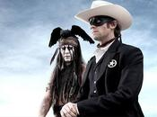 Lone Ranger photo Johnny Depp Indien corbeau