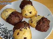 Cookies bicolores