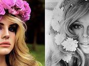 Tendance mode printemps/été 2012: retour couronne headband fleur/Flower Crown