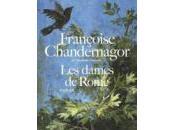 Françoise Chandernagor Dames Rome