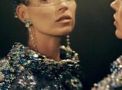 Kate Moss série mode façon Marie-Antoinette pour Vogue