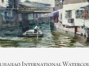 Shanghai Zhujiajiao International Watercolor Biennal 2012 Biennale internationale d'aquarelle