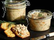 Rillette truite l'orange