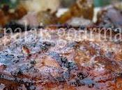 Tournedos poulet marinés