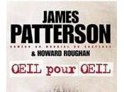 Oeil pour James Patterson Howard Roughan