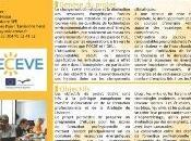 projet ECECE dans note d'actualité l'université Corse