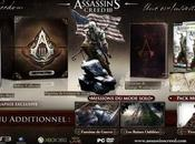 Assassin's creed III: éditions collectors