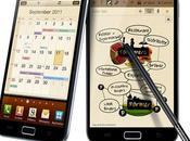 Galaxy Note millions d'unités écoulés, Samsung réussi pari appareils Hybrides