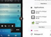 Mycolorscreen personnaliser votre écran d'accueil Android