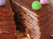 Smith Island Layer Cake comme dessert pour Pâques