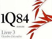 1Q84 livre octobre-décembre d'Haruki Murakami
