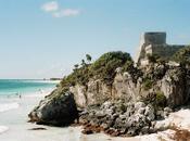 Tulum: ruines Mayas plage Caraïbes