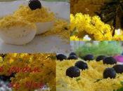 oeufs mimosa