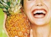 Ananas peau pêche